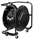 Hannay AV-2 Portable Cable Storage Reel