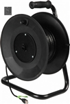 category 5 industrial ethernet lan cable reel 150'