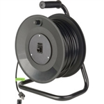 Connect-N-Go Reel Belden 7923A Cat5e with Pro Shell Connectors 100 Ft. LCS-MRK-TC-100-PS-cat5e