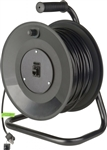 Connect-N-Go Reel Belden 7923A Cat5e with Pro Shell Connectors 350 Ft. LCS-MRK-TC-350-PS-cat5e